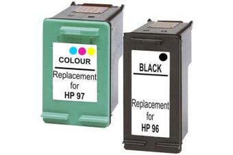 #96 Compatible Inkjet Cartridge Set