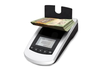 Mitsukota Portable Digital Coin Note Sorter Money Counter Scales Australian