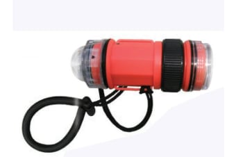 Land & Sea Strobe & LED Torch