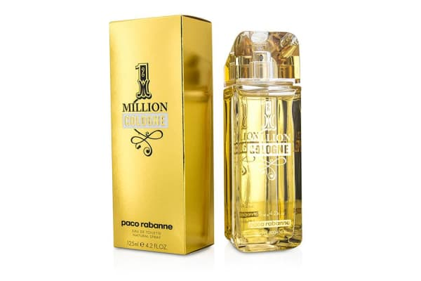 Paco Rabanne One Million Cologne Eau De Toilette Spray (125ml/4.2oz)