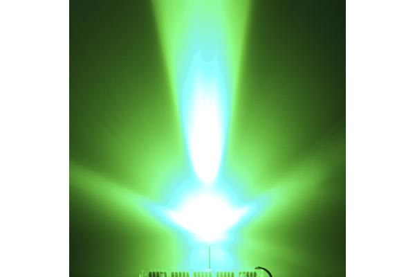 LED - Super Bright Green