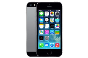 Used as Demo Apple iPhone 5s 16GB Space Grey (100% GENUINE + 6 MONTHS AU WARRANTY)