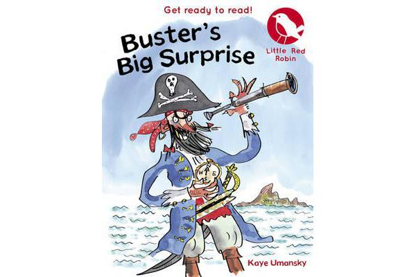 Buster's Big Surprise