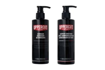 Uppercut Deluxe Degreaser & Everyday Conditioner Duo Kit
