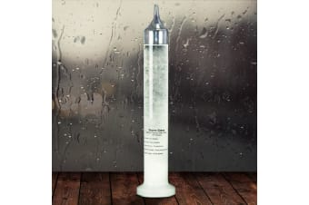 Fitzroy`s Storm Glass 28cm | Weather Forecast meteorology detect fiztroy