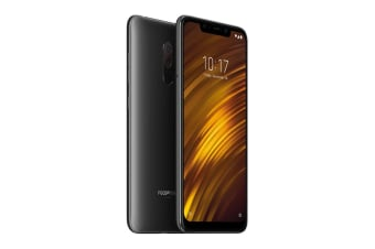 Xiaomi Pocophone F1 (64GB, Graphite Black) - Global Model