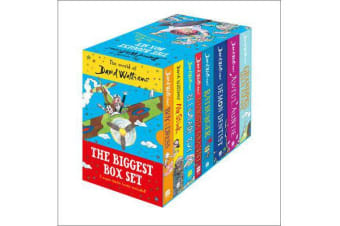 The World of David Walliams - The Biggest Box Set