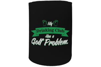 123t Stubby Holder - OOB drinking club golf - Funny Novelty