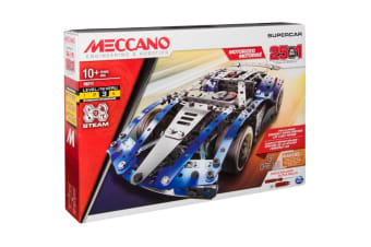 Meccano Multi Model 25 Supercar