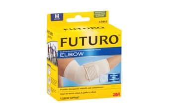 Futuro Elbow Support with Pressure Pads (Medium)