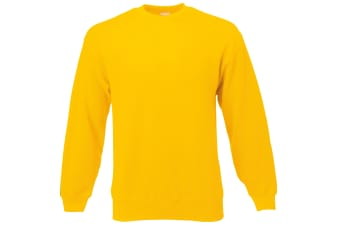 Mens Jersey Sweater (Gold)