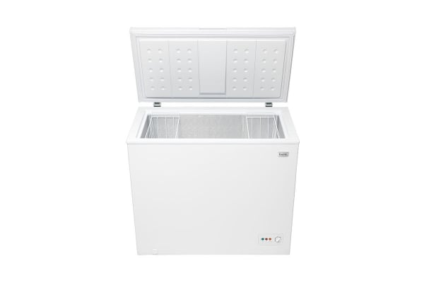 Esatto 198L Chest Freezer with Removable Basket (ECF198W)