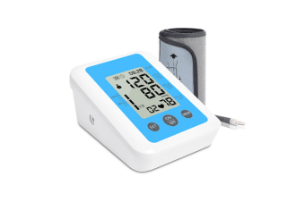 Full-Automatic Electronic Sphygmomanometer,English Voice Broadcast Home Blood Pressure Meter