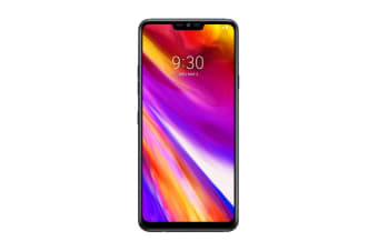 LG G7+ ThinQ (128GB, Aurora Black)