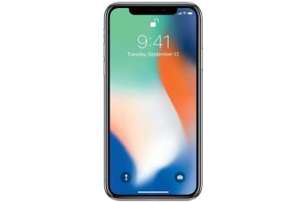 Used as Demo Apple Iphone X 64GB Silver (Local Warranty, 100% Genuine)
