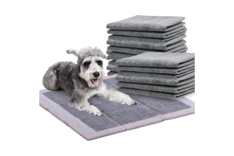 PaWz 50-400x Absorb Plus Charcoal Puppy Adult Pet Toilet Training Pads 60x60CM  -  400pcs