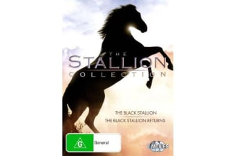 The Stallion Collection (The Black Stallion / The Black Stallion Returns)