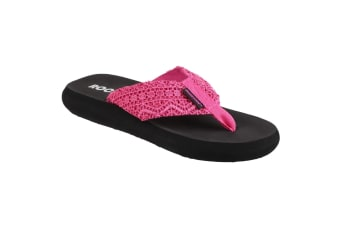 Rocket Dog Womens/Ladies Spotlight Slip On Sandals (Pink)