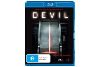 Devil Blu-ray Region B