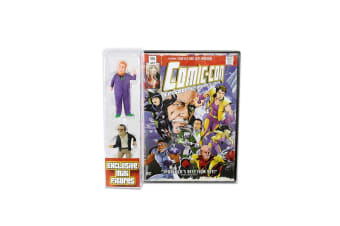 Comic-Con Episode IV: A Fans Hope With Stan Lee And Harry Mini Figures (Multicoloured) (One Size)