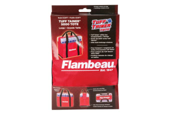Flambeau 5228 Large Fishing Tackle Tray Tote Bag