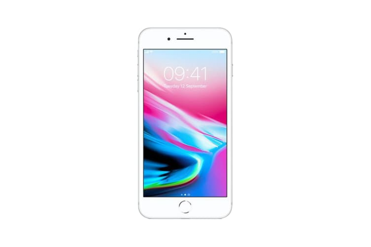 Apple iPhone 8 Plus A1864 128GB Silver (Used Condition) AU Model