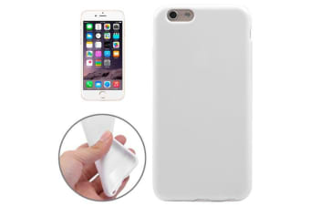 For iPhone 6S PLUS 6 PLUS Case  Durable Shielding Cover Natural White