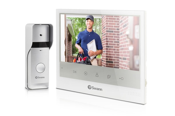 "Swann Wired Video Doorphone with 7"" Screen (SWADS-DP885C)"
