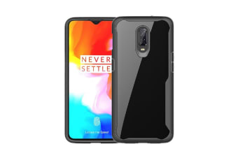Generic Shock-absorption TPU Case for Oneplus 6T - Black