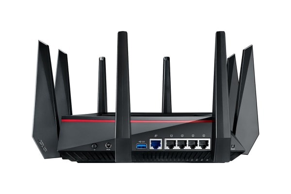 ASUS Wireless AC5300 Tri-Band Gigabit Router (RT-AC5300)