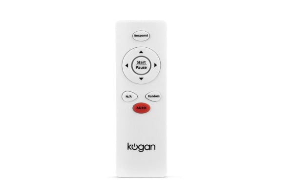 Replacement Remote Control for Kogan Compact Robot Vacuum