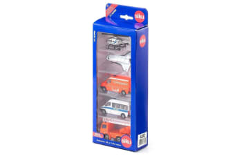 Siku Gift Set of 3 Emergency Vehicles