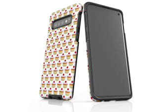 For Samsung Galaxy S10 Case  Armour Tough Cover  Muffins