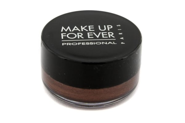 Make Up For Ever Aqua Cream Waterproof Cream Color For Eyes - #14 (Satin Brown) (6g/0.21oz)