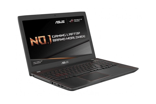 "ASUS 15.6"" FHD ROG Strix 16GB  RAM 256G SSD GTX1050TI Gaming Notebook (ZX553VE-FY212T)"