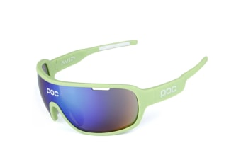 Outdoor Polarizing Glasses For Men And Women Sports Cycling Glasses 5-Piece Suit - 8 Green 5Pcs