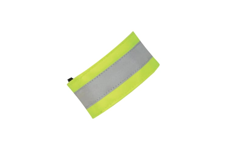 HyVIZ Reflector Arm/Leg Wraps (Yellow) (One Size)