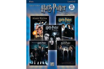 Harry Potter Instrumental Solos (Movies 1-5) - Flute