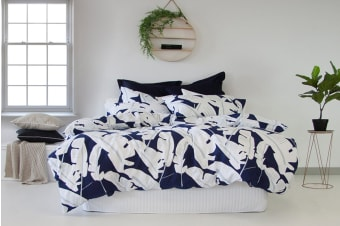 Apartmento Tahiti Quilt Cover Set (King)