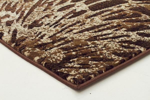 Splash Design Rug Brown 230x160cm