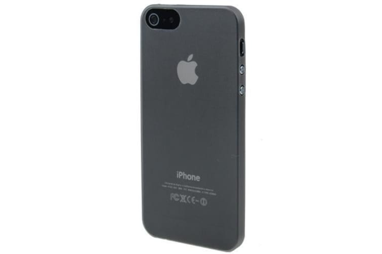 For iPhone SE 5S 5 Case Dusty Grey Durable High-Quality Shielding Cover