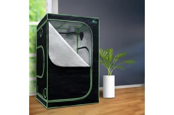 90 x 90 x 180cm Hydroponics Grow Tent Kit Indoor Grow System