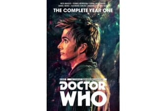 Doctor Who - The Tenth Doctor Complete Year One