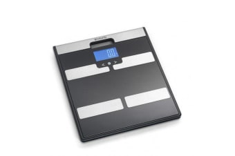 Brabantia Black Body Analysis Scales