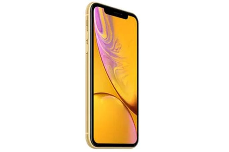 New Apple iPhone XR 64GB 4G LTE Yellow (FREE DELIVERY + 1 YEAR AU WARRANTY)