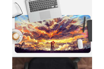 3D Your Name 495 Anime Desk Mat
