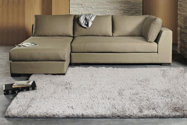 Twilight Shag Rug - Granite 320x230cm
