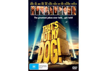 Thats Not My Dog DVD Region 4