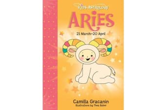 Kids Astrology - Aries