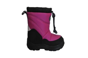 XTM Kid Unisex All Terrain Boots & Shoes Puddles Boot Candy - 27-28